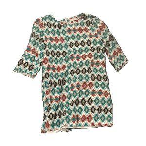 Dresses & Skirts - 3/4 sleeves dress
